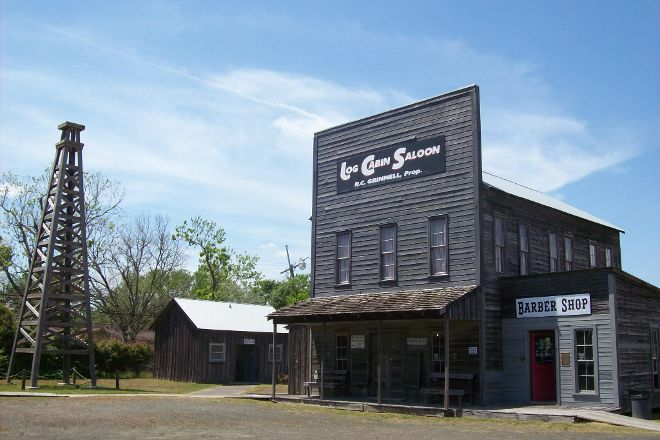 Spindletop - Gladys City Boomtown Museum, Beaumont, United States