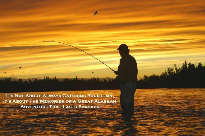 Spirit of the Kenai Alaska Fishing Adventures, Soldotna, United States