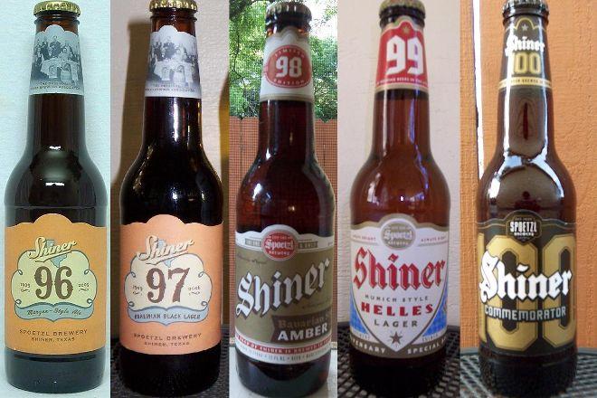 Spoetzl Brewery, Shiner, United States