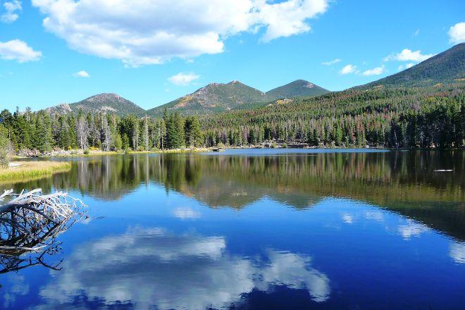 Sprague Lake, Rocky Mountain National Park, United States