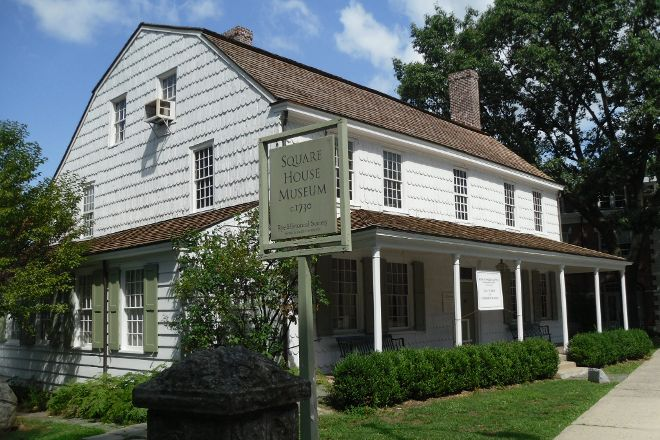 Square House Museum, Rye, United States