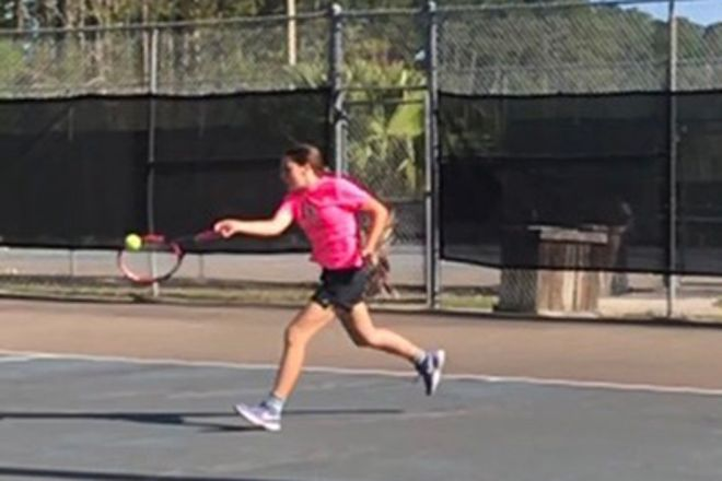 St Augustine Tennis at Treaty Park, Saint Augustine Beach, United States