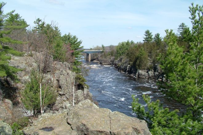 St Croix National Scenic Riverway, Saint Croix Falls, United States