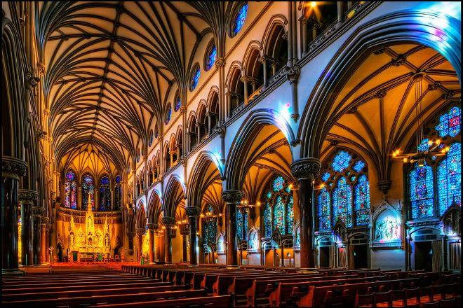 St. Francis Xavier Church, Saint Louis, United States