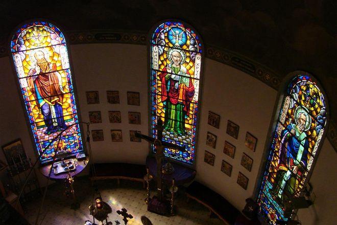 St George Greek Orthodox Church, Fresno, United States