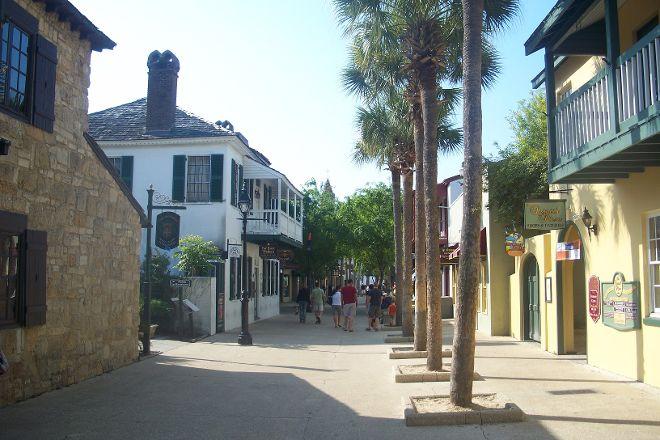 St. George Street, St. Augustine, United States