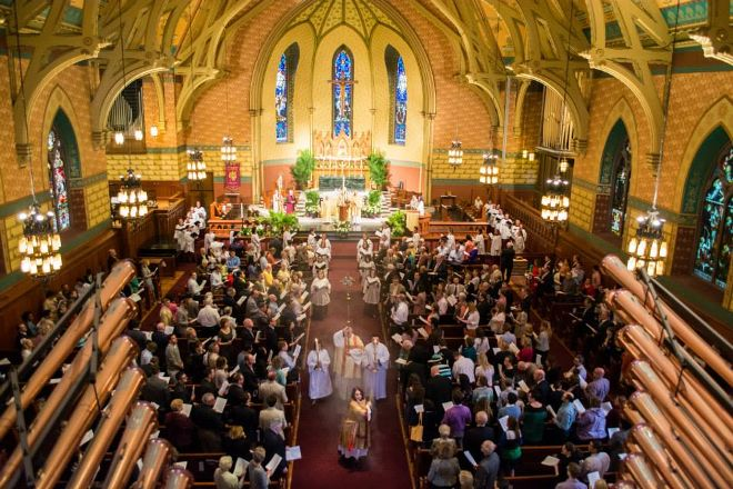 St. James Cathedral, Chicago, United States