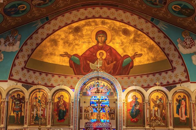St John the Baptist Greek Orthodox Church, Anaheim, United States