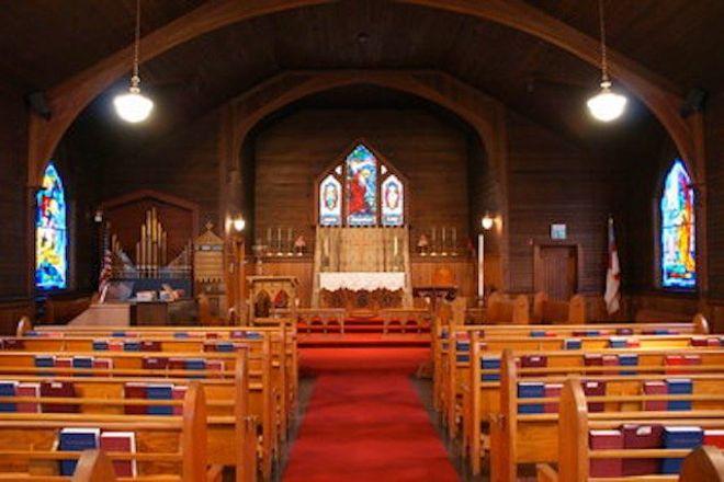 St. John's Episcopal Church, Ketchikan, United States