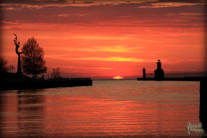 St. Joseph Lighthouses, Saint Joseph, United States