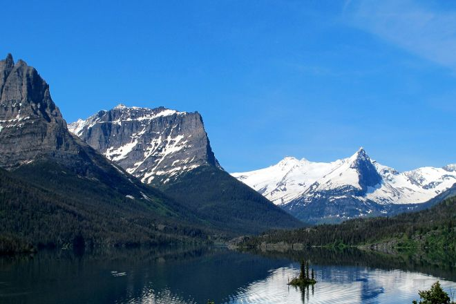 St. Mary Lake, Glacier National Park, United States