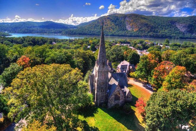 St Mary's Episcopal Church, Cold Spring, United States