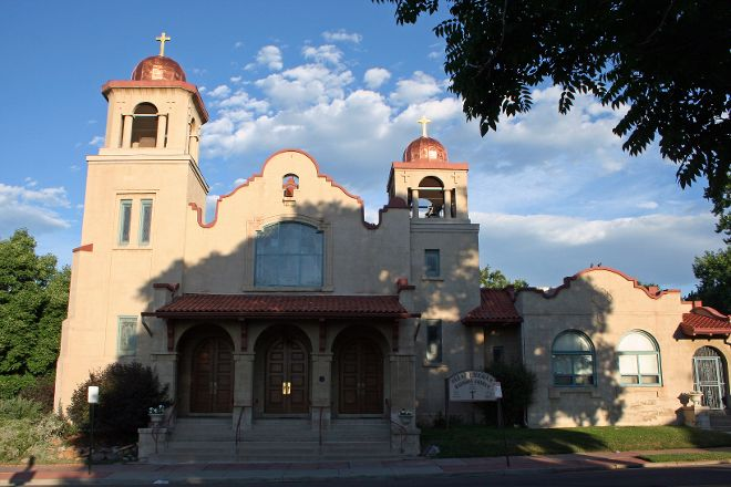 St. Patrick's Mission Church, Denver, United States