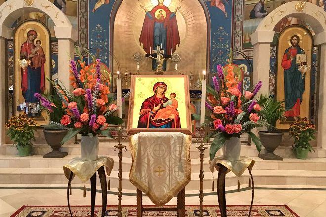 St. Paul Greek Orthodox Church, North Royalton, United States