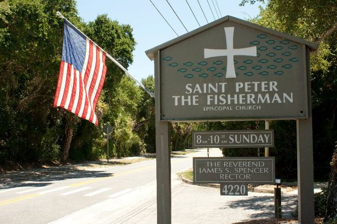 St. Peter the Fisherman Episcopal Church, New Smyrna Beach, United States