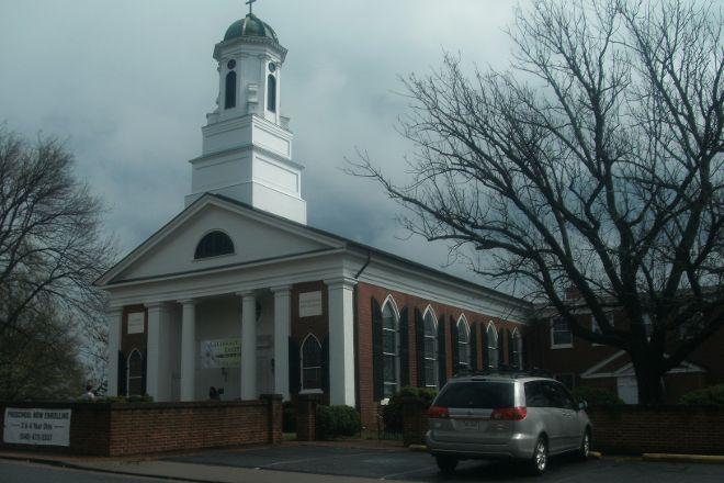 St. Thomas Parish Church, Orange, United States