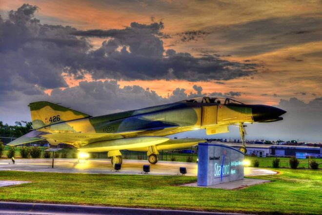 Stafford Air & Space Museum, Weatherford, United States