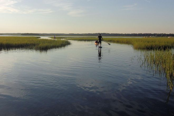 Stand and Paddle, Bluffton, United States