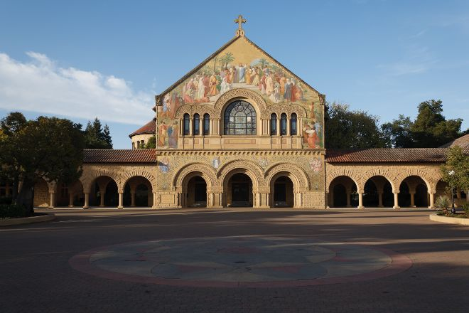 Stanford Memorial Church, Palo Alto, United States