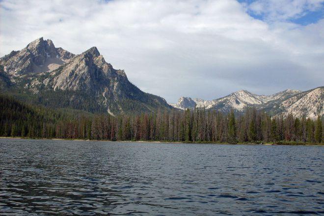 Stanley Lake, Stanley, United States