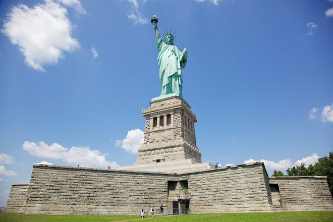 Statue of Liberty National Monument, New York City, United States