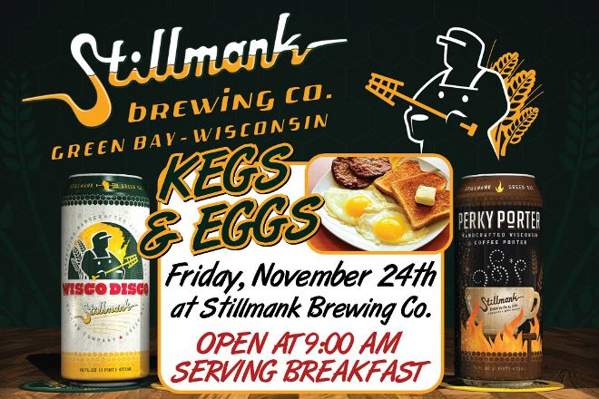 Stillmank Brewing Company, Green Bay, United States