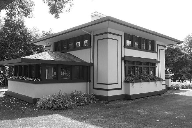 Stockman House Museum, Mason City, United States
