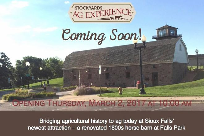 Stockyards Ag Experience, Sioux Falls, United States
