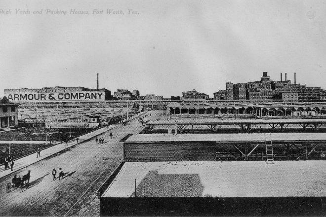 Stockyards Museum, Fort Worth, United States