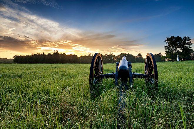 Stones River National Battlefield, Murfreesboro, United States