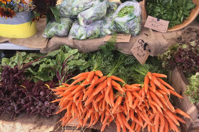 Stonington Village Farmers' Market, Stonington, United States