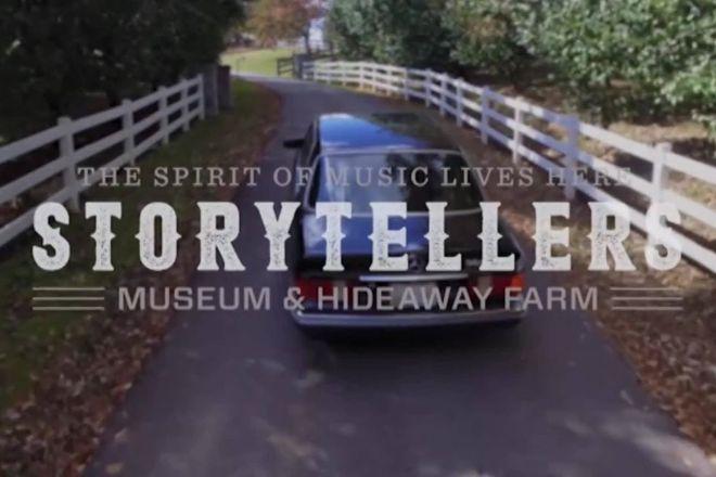 Storytellers Hideaway Farm and Museum, Bon Aqua, United States