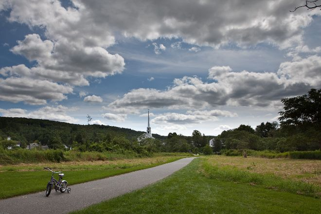 Stowe Recreation Path, Stowe, United States
