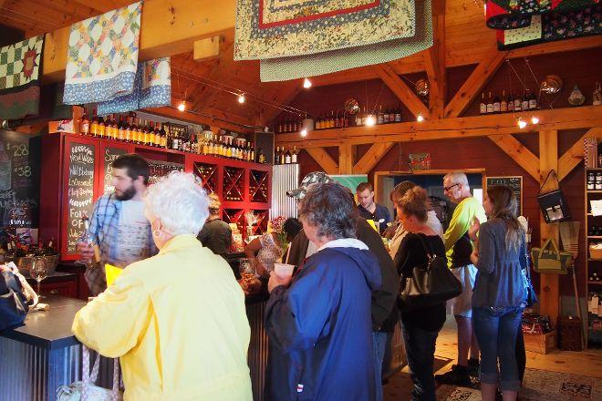 Strawbale Winery, Renner, United States