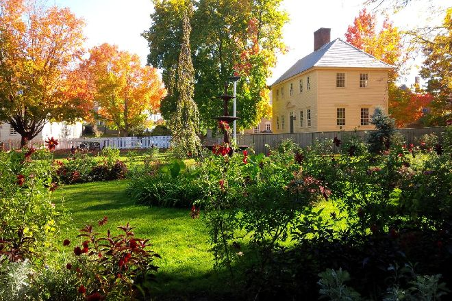 Strawbery Banke Museum, Portsmouth, United States