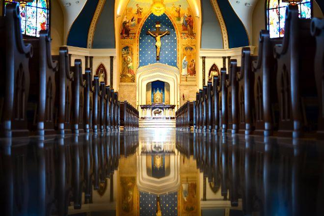 Sts. Anne & Joachim Catholic Church, Fargo, United States