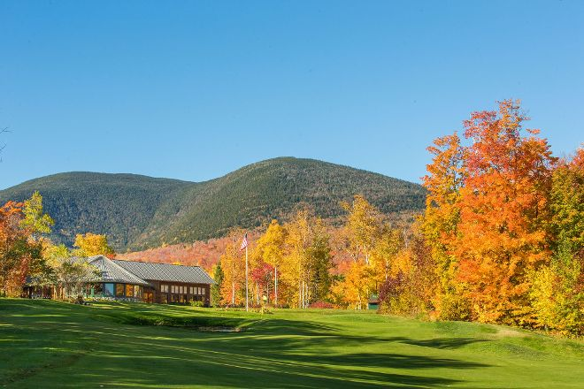 Sugarloaf Golf Club, Carrabassett Valley, United States