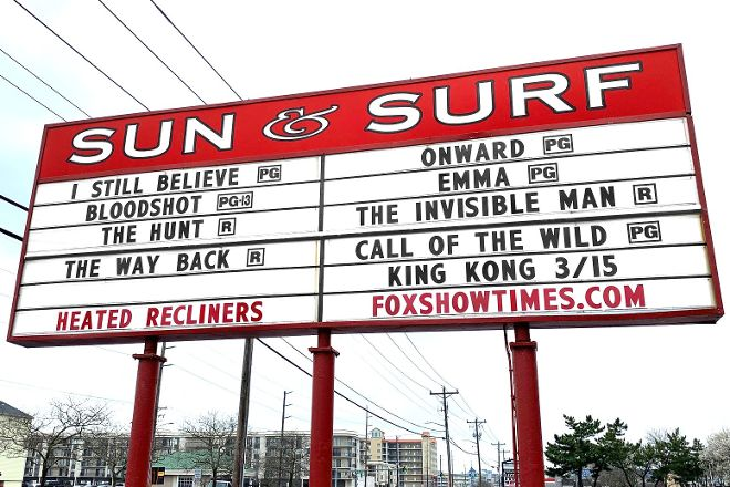 Sun & Surf Cinema, Ocean City, United States