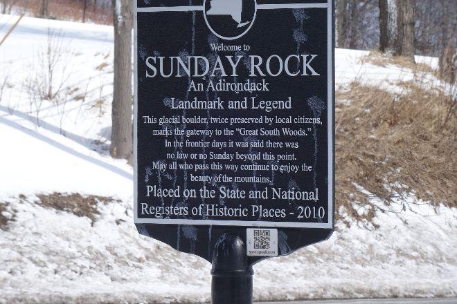 Sunday Rock, South Colton, United States
