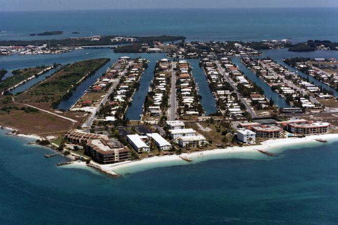 Sunset Park Beach, Key Colony Beach, United States