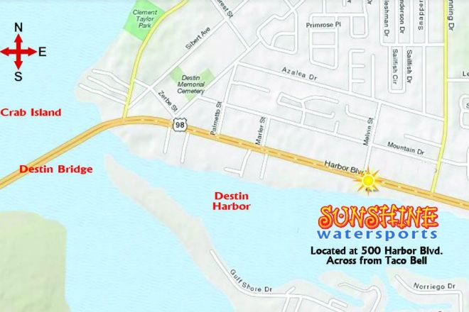 Sunshine Water Sports, Destin, United States