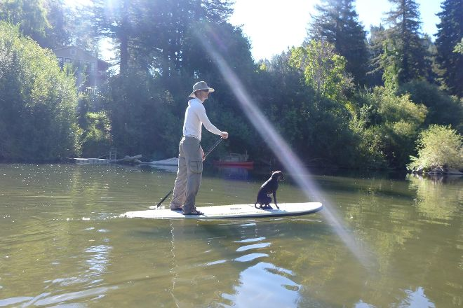 SUP Odyssey, Guerneville, United States