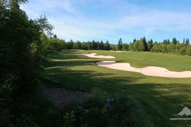 Superior National Golf Course, Lutsen, United States
