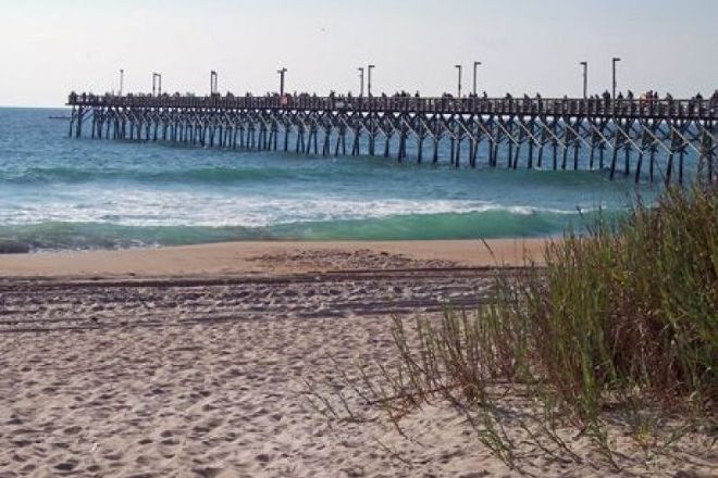 Surf City Pier, Surf City, United States