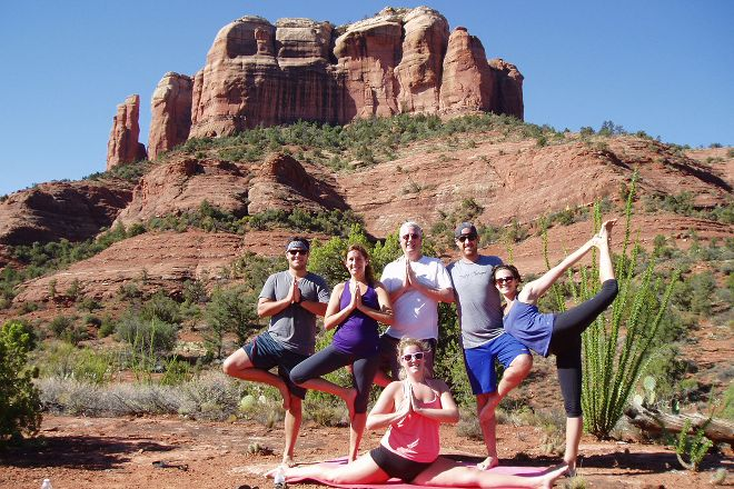Surya Sedona Yoga & Hiking, Sedona, United States