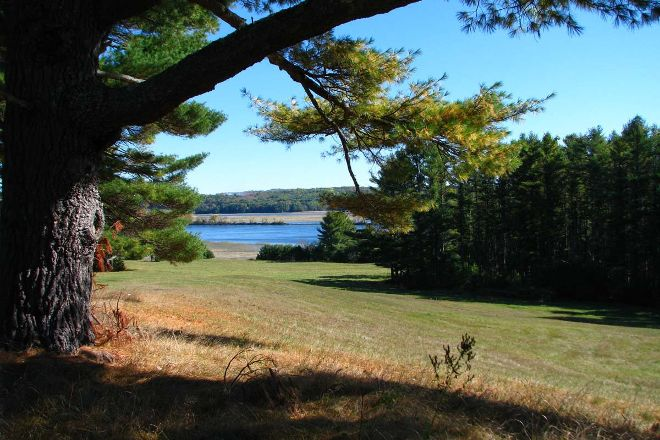 Swan Island Wildlife Management Area, Richmond, United States