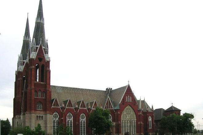 Sweetest Heart of Mary Roman Catholic Church, Detroit, United States