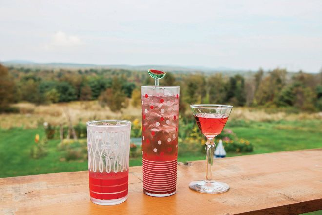 Sweetgrass Farm Winery and Distillery, Union, United States