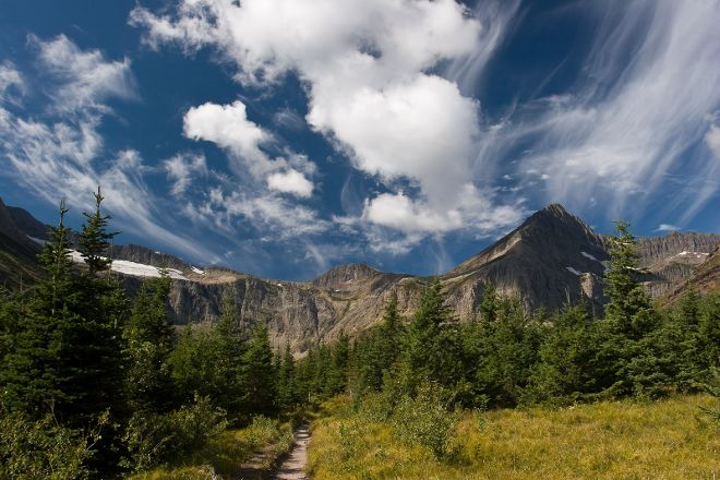 Swiftcurrent Pass Hike, Glacier National Park, United States