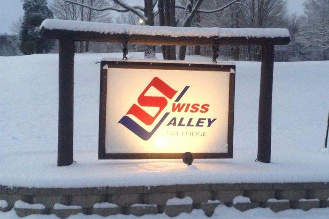 Swiss Valley Ski Area, Jones, United States